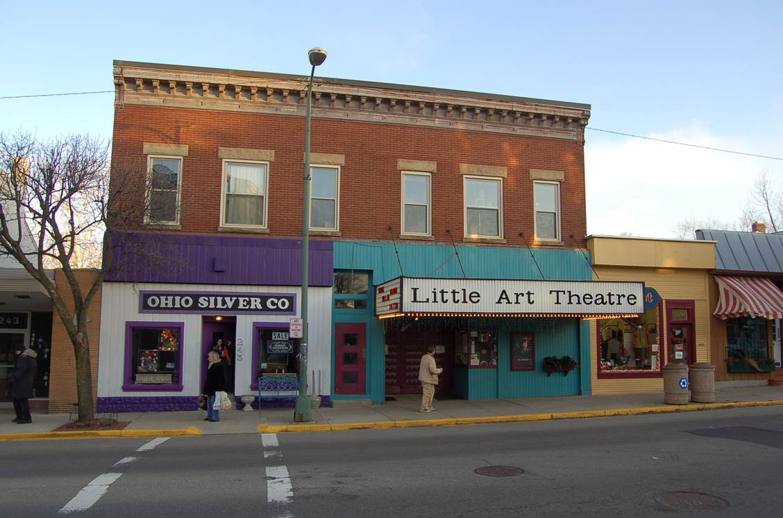 Little Art Theatre in Yellow Springs, Ohio
